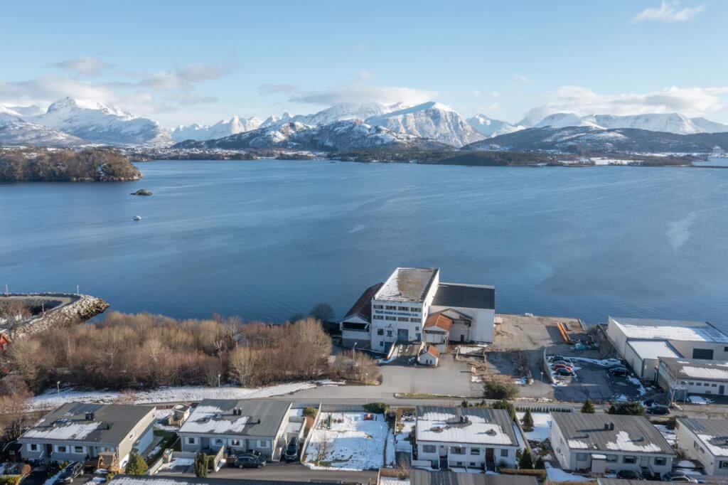Vigør PEAB Borgundfjord