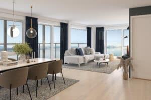 Vigør PEAB Borgundfjord 4-roms leilighet